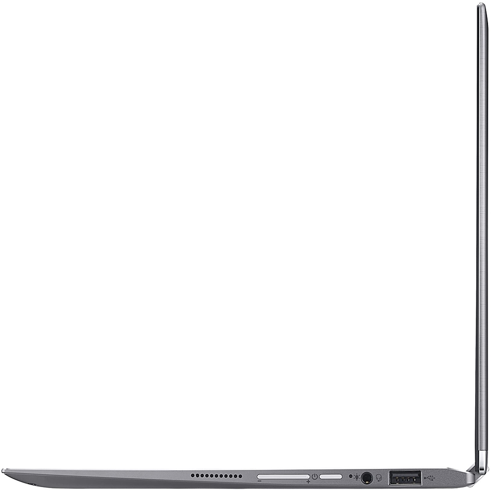 """Angle Zoom. Acer - Spin 1 2-in-1 11.6"""" Refurbished Touch-Screen Laptop - Intel Pentium - 4GB Memory - 64GB eMMC Flash Memory - Gray."""