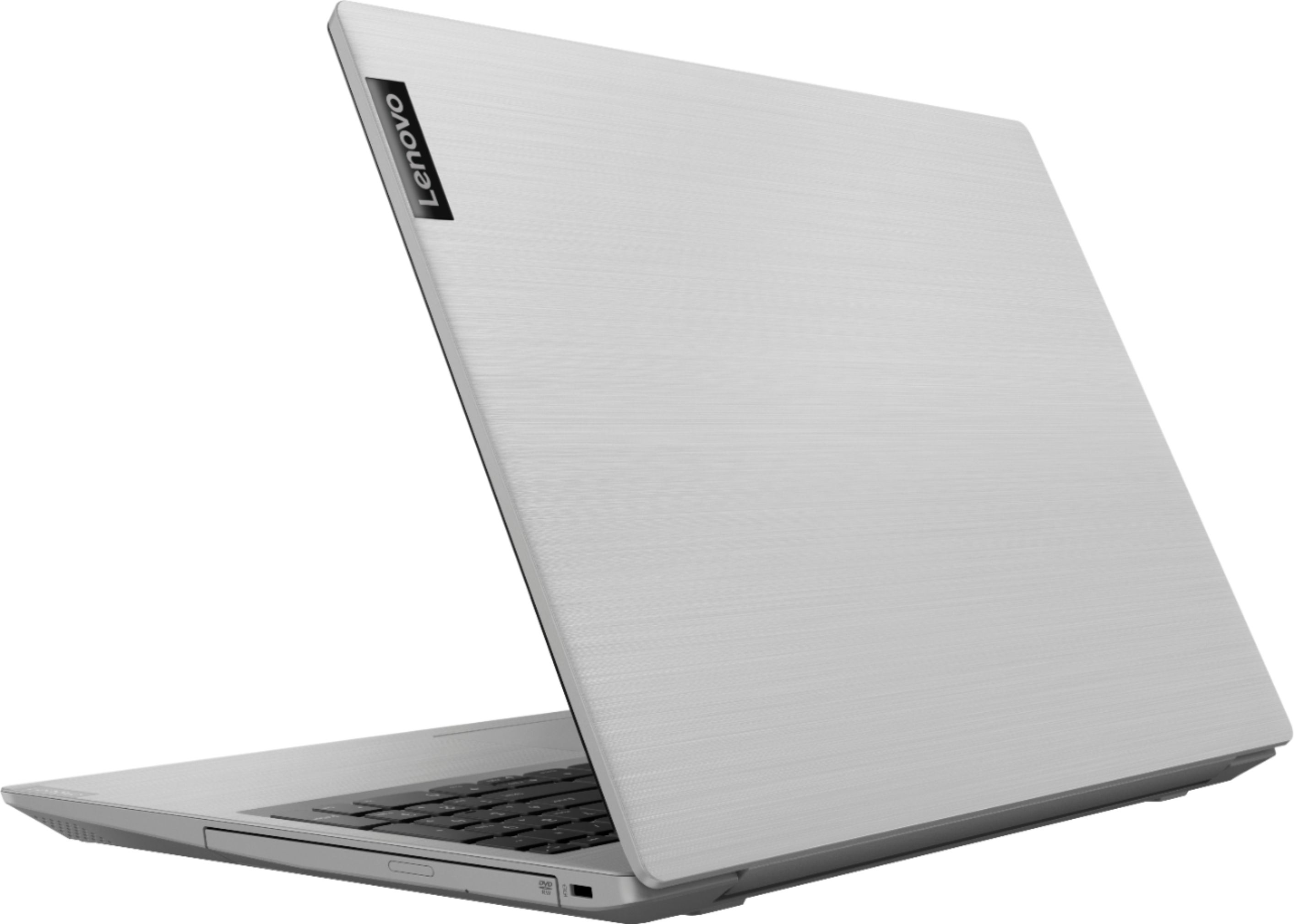 "Alt View Zoom 1. Lenovo - Geek Squad Certified Refurbished L340-15API 15.6"" Laptop - AMD Ryzen 3 - 8GB Memory - 1TB HDD - Platinum Gray."