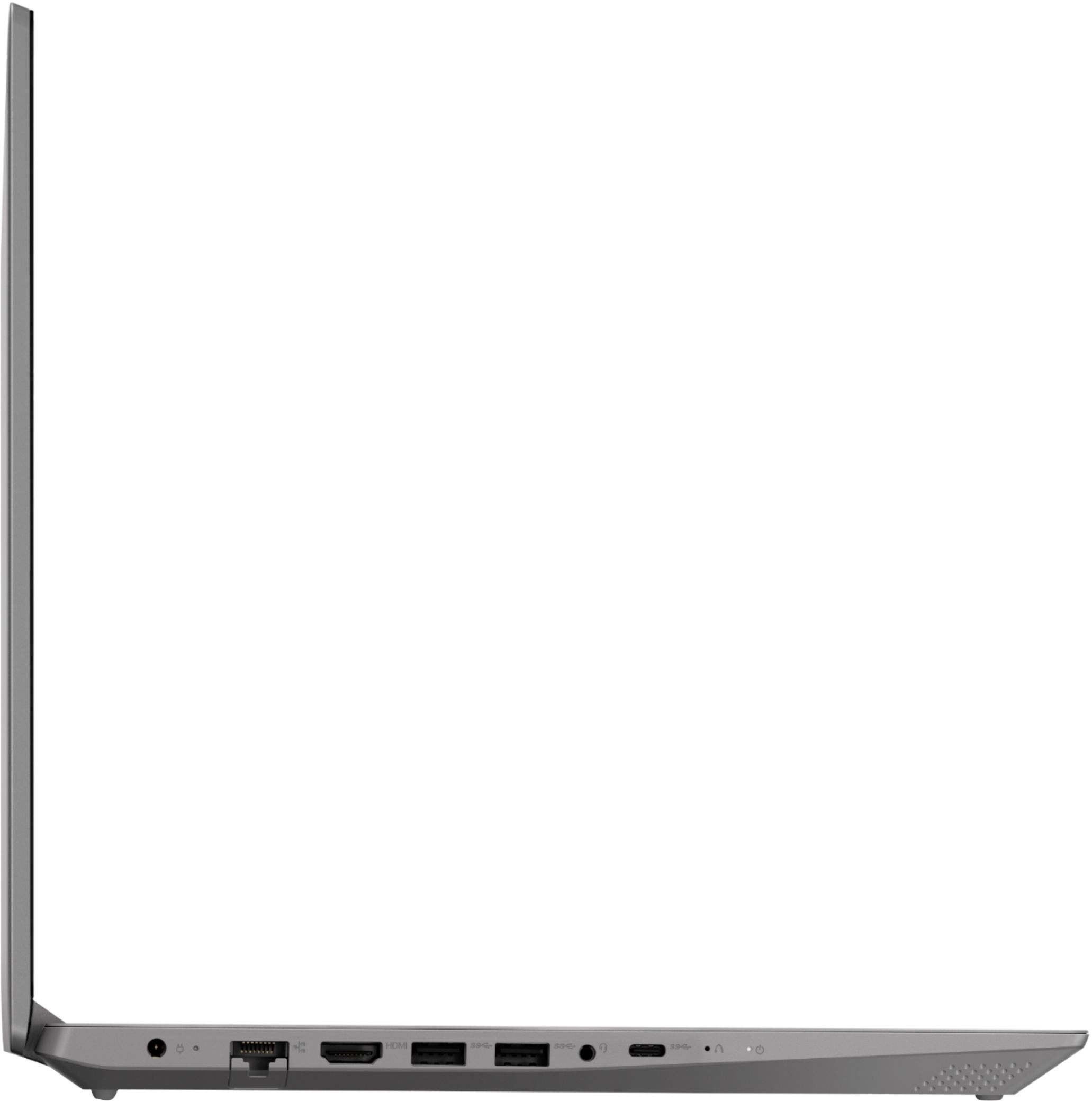 "Alt View Zoom 10. Lenovo - Geek Squad Certified Refurbished L340-15API 15.6"" Laptop - AMD Ryzen 3 - 8GB Memory - 1TB HDD - Platinum Gray."