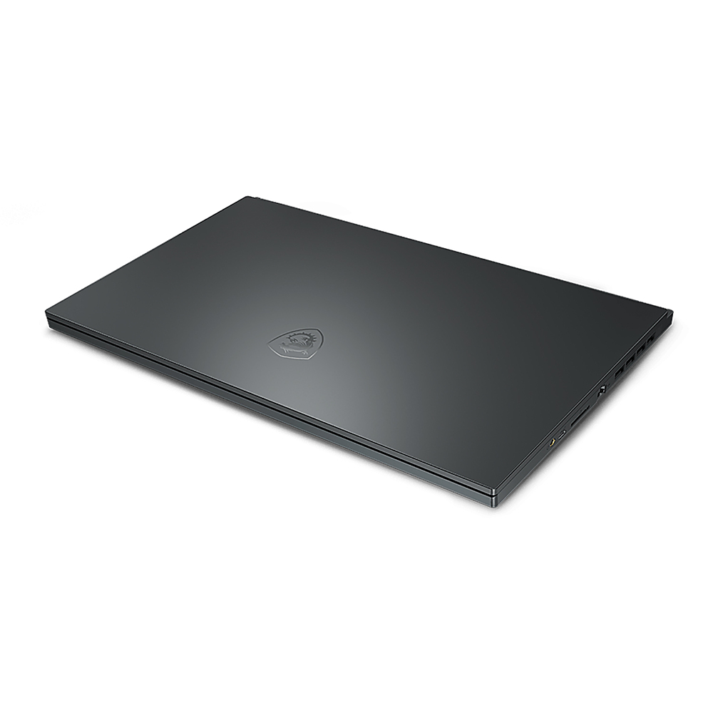 """Alt View Zoom 3. MSI - Creator 15.6 """" Touchscreen Notebook - i7-10875H 16GB  NVIDIA GeForce RTX 2060 with 6 GB 1TB SSD - Space Gray with Silver Diamond Cut."""