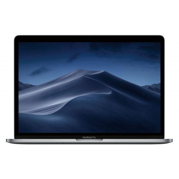 """Apple - MacBook Pro 15.4"""" Display with Touch Bar - Intel Core i9 - 32GB Memory - AMD Radeon Pro 555X - 1TB SSD - Space Gray"""