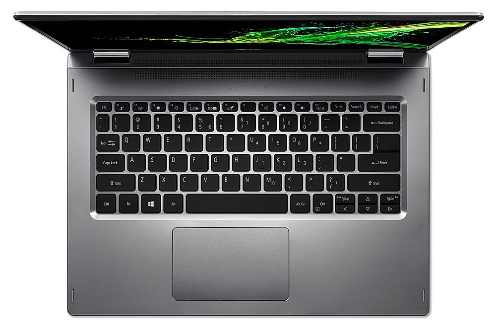 """Alt View Zoom 4. Acer Spin 3 - 14"""" Laptop Intel Core i5-8265U 1.6GHz 8GB Ram 256GB SSD Win10Home - Refurbished."""