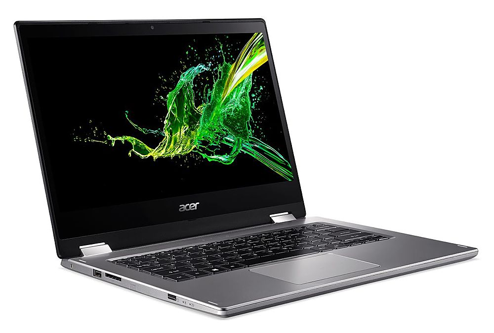 """Alt View Zoom 3. Acer Spin 3 - 14"""" Laptop Intel Core i5-8265U 1.6GHz 8GB Ram 256GB SSD Win10Home - Refurbished."""