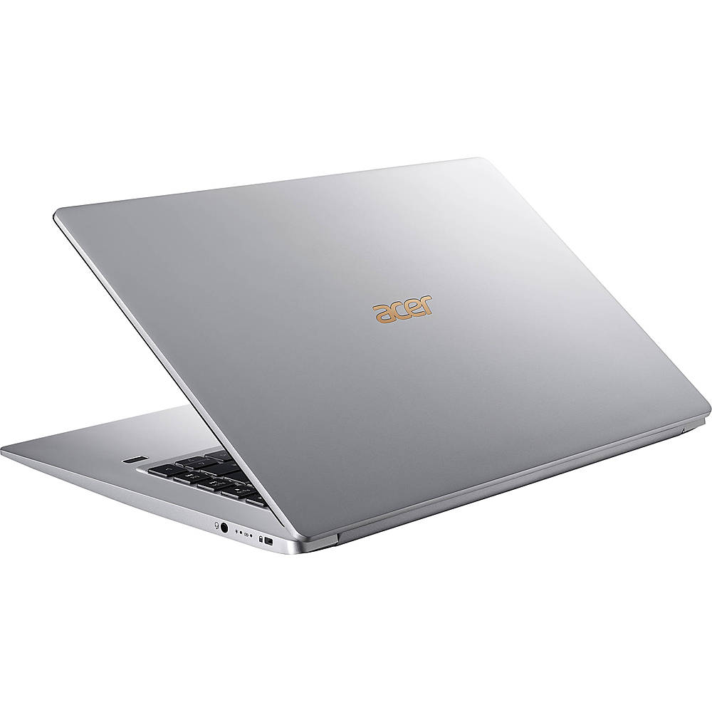 "Alt View Zoom 1. Acer - Swift 15.6"" Refurbished Laptop - Intel Core i5 8265U - 8GB Memory - 256GB Solid State Drive - Silver."