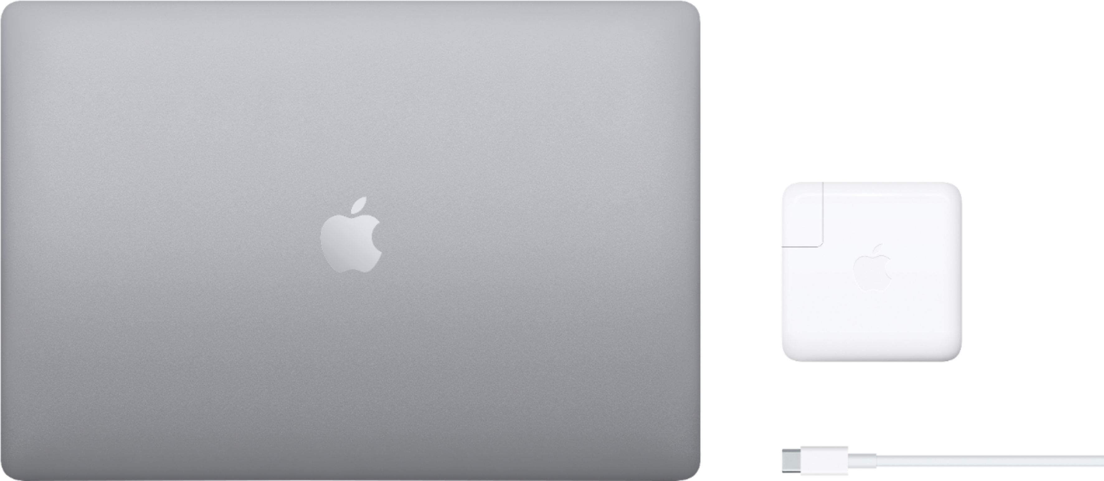 """Alt View Zoom 15. Apple - MacBook Pro - 16"""" Display with Touch Bar - Intel Core i7 - 16GB Memory - AMD Radeon Pro 5300M - 512GB SSD (Latest Model) - Space Gray."""