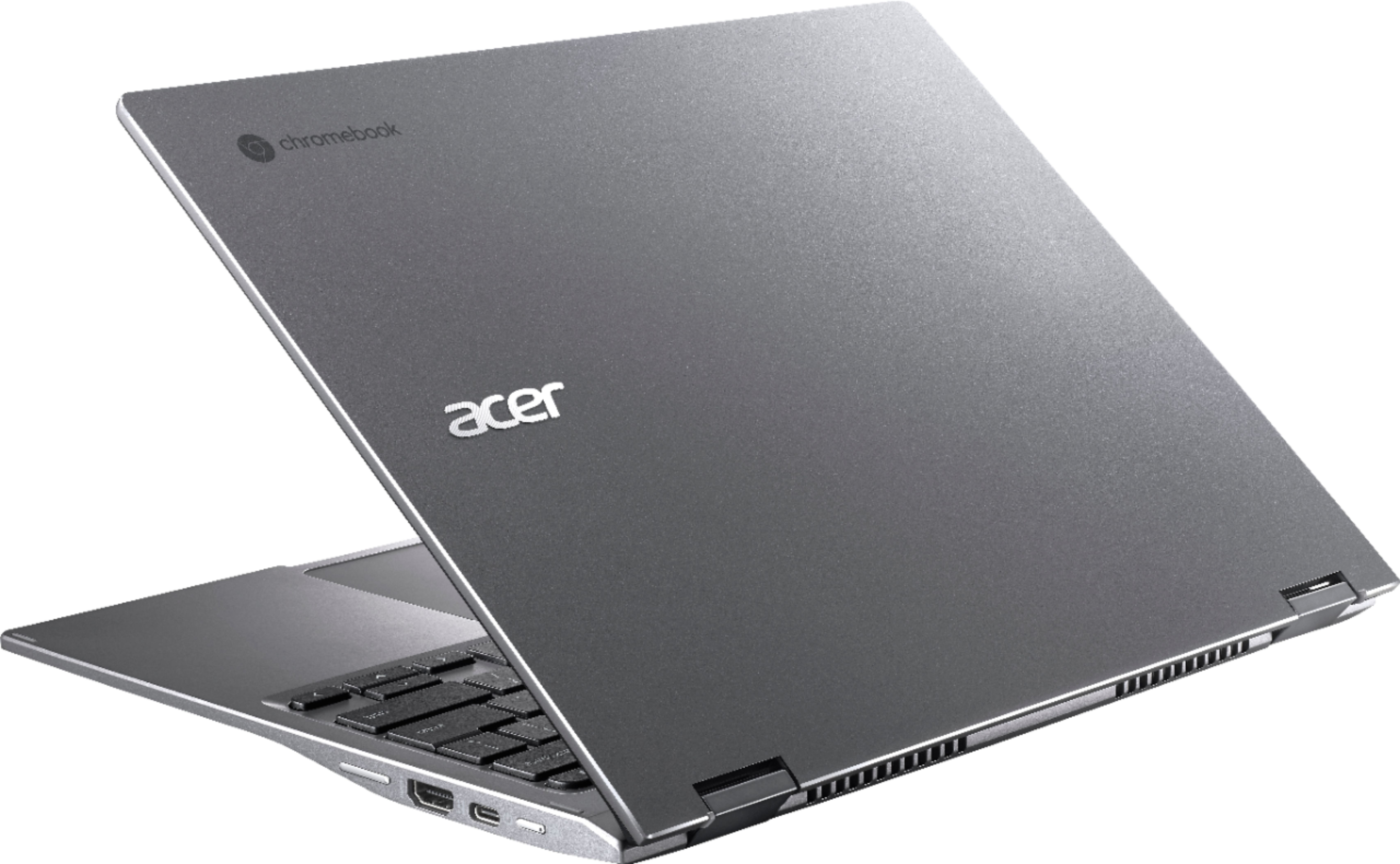 """Alt View Zoom 1. Acer - Chromebook Spin 713 2-in-1 13.5"""" 2K VertiView 3:2 Touch - Intel i5-10210U - 8GB Memory - 128GB SSD – Steel Gray."""