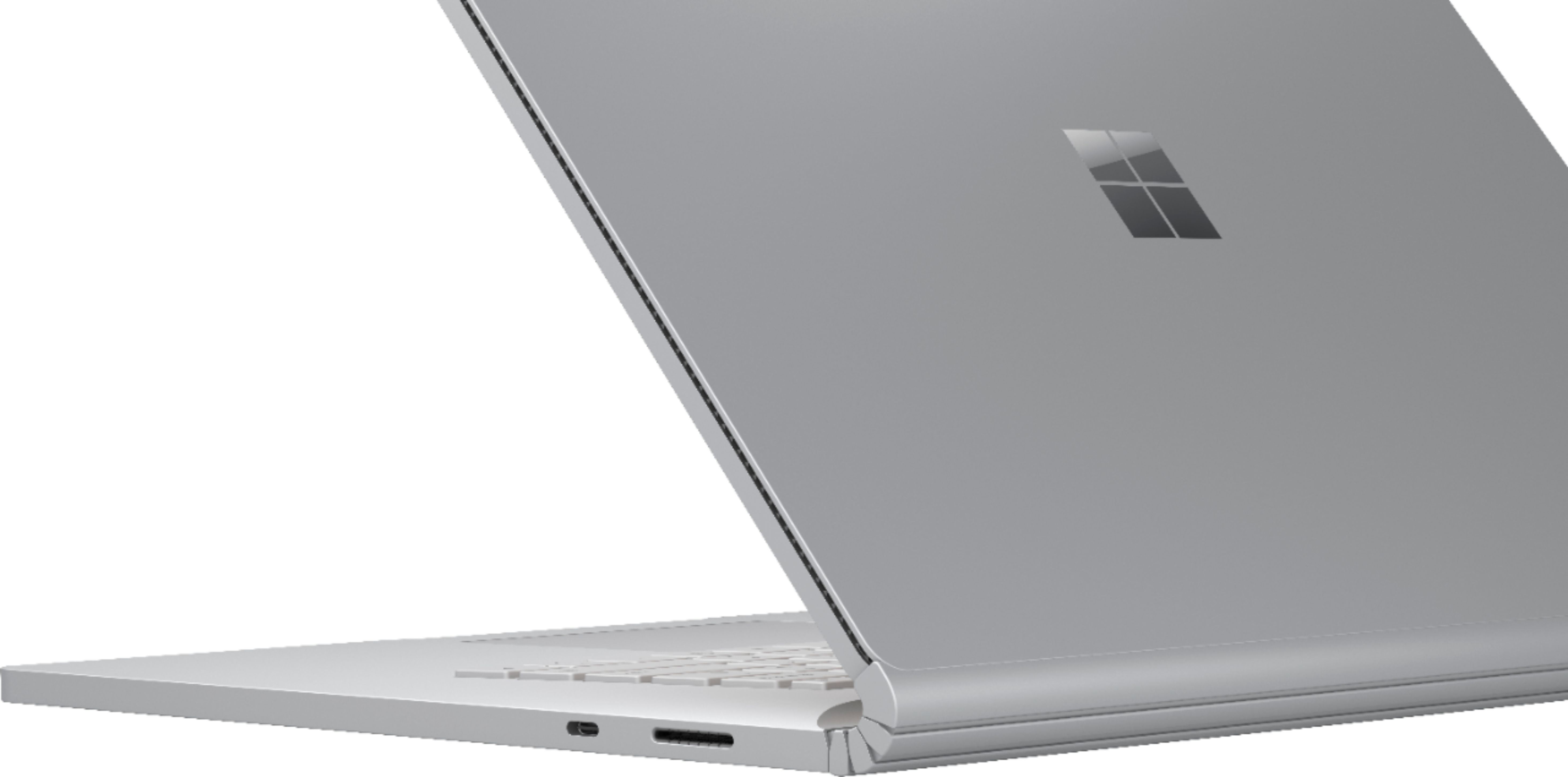 """Alt View Zoom 12. Microsoft - Surface Book 3 15"""" Touch-Screen PixelSense™ - 2-in-1 Laptop - Intel Core i7 - 16GB Memory - 256GB SSD - Platinum."""