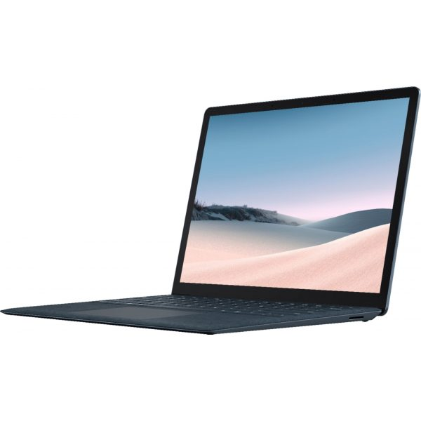 """Microsoft - Surface Laptop 3 - 13.5"""" Touch-Screen - Intel Core i7 - 16GB Memory - 512GB Solid State Drive (Latest Model) - Cobalt Blue"""