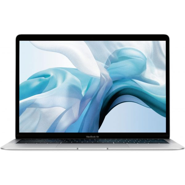 """Apple - MacBook Air 13.3"""" Laptop with Touch ID - Intel Core i5 - 8GB Memory - 256GB Solid State Drive - Silver"""
