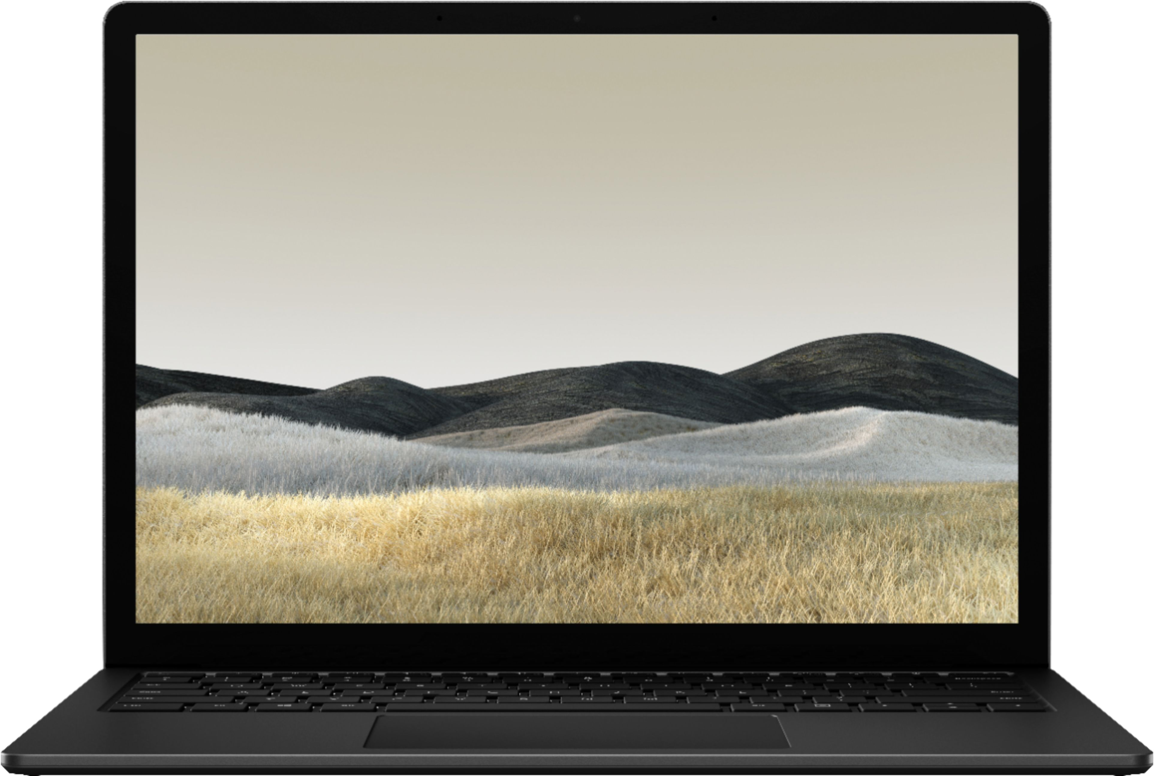 """Alt View Zoom 11. Microsoft - Surface Laptop 3 - 13.5"""" Touch-Screen - Intel Core i5 - 8GB Memory - 256GB Solid State Drive (Latest Model) - Matte Black."""