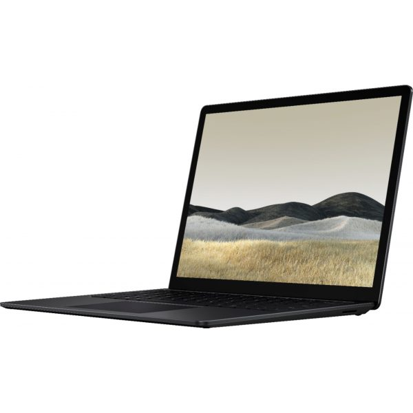 """Microsoft - Surface Laptop 3 - 13.5"""" Touch-Screen - Intel Core i5 - 8GB Memory - 256GB Solid State Drive (Latest Model) - Matte Black"""