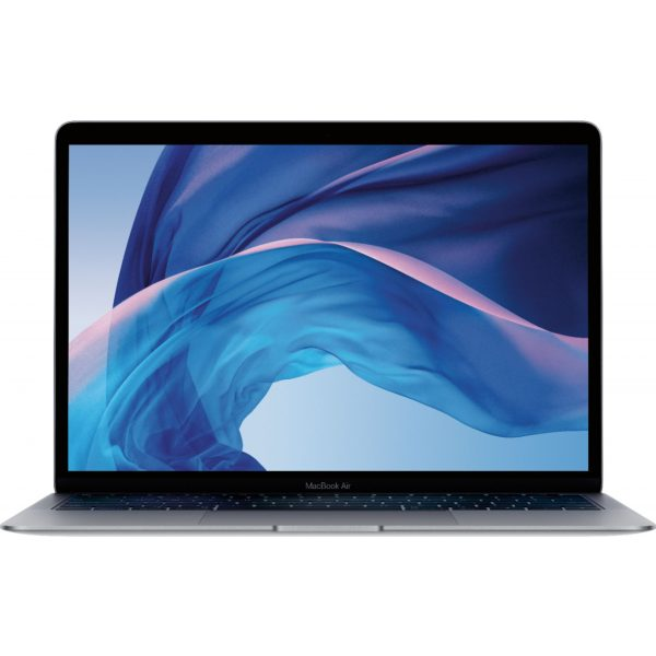 """Apple - MacBook Air 13.3"""" Laptop with Touch ID - Intel Core i5 - 8GB Memory - 128GB Solid State Drive - Space Gray"""
