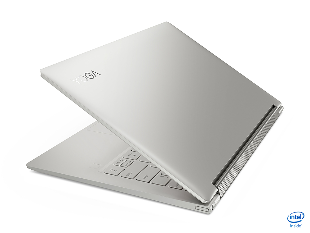 """Alt View Zoom 3. Lenovo - Yoga 9i 14 2-in-1 14"""" Touch-Screen Laptop - Intel Core i7 - 16GB Memory - 512GB SSD - Mica."""