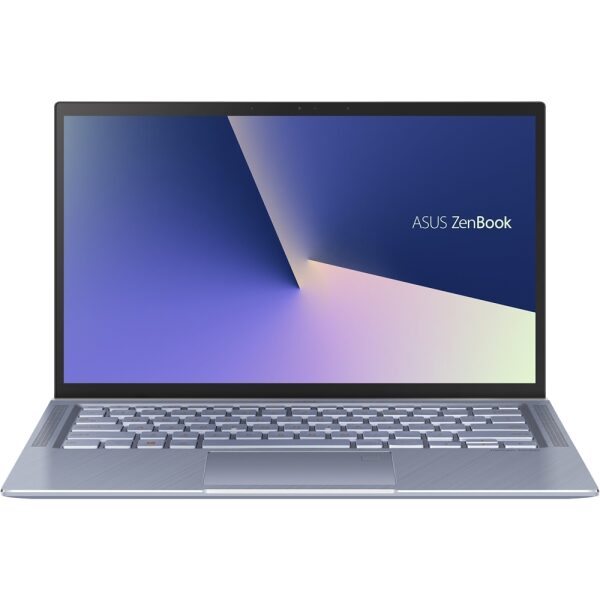 """Front Zoom. ASUS - 14"""" Laptop - Intel Core i7 - 8GB Memory - 512GB SSD - Utopia Blue."""