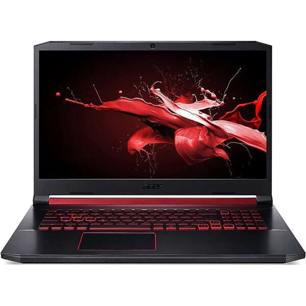"Front Zoom. Acer - Nitro 5 17.3"" Refurbished Gaming Laptop - Intel Core i5 10300H - 8GB Memory - 512GB Solid State Drive - Black."