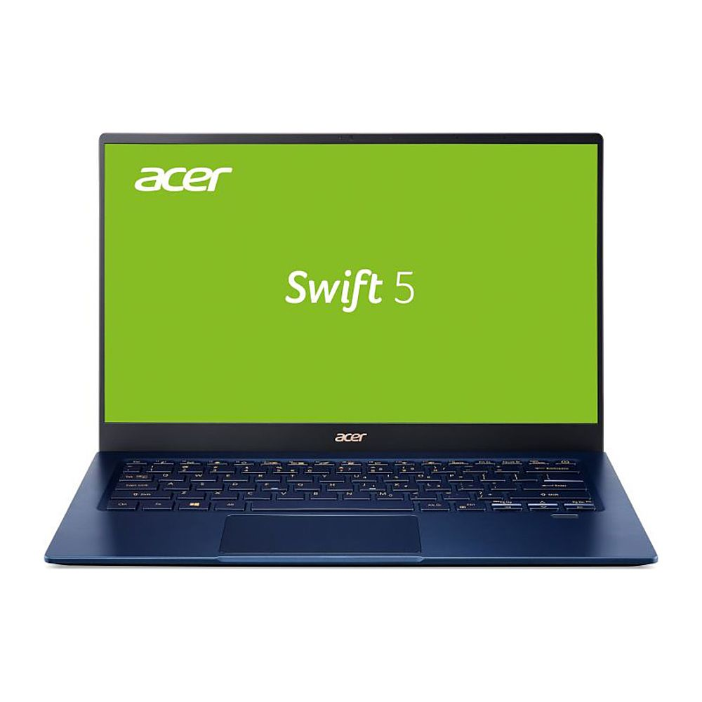 "Front Zoom. Acer - Refurbished 14"" Laptop - Intel Core i7 1065G7 - 16GB Memory - 1TB Solid State Drive - Black."