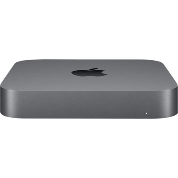 Front Standard. Apple - Mac mini Desktop - Intel Core i3 - 8GB Memory - 2TB Solid State Drive - Space Gray.
