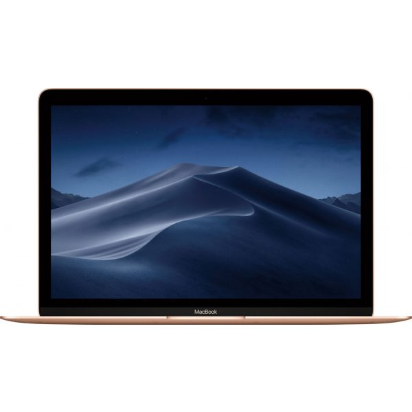 "Apple - MacBook 12"" Retina Display - Intel Core i5 - 8GB Memory - 512GB Flash Storage - Gold"