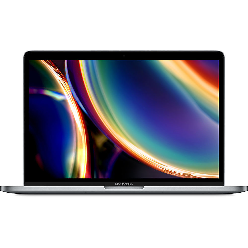 """Front Zoom. Apple - MacBook Pro 13"""" Pre-Owned - Core i5 - 8GB Memory - 128GB Solid State Drive - Space Gray."""