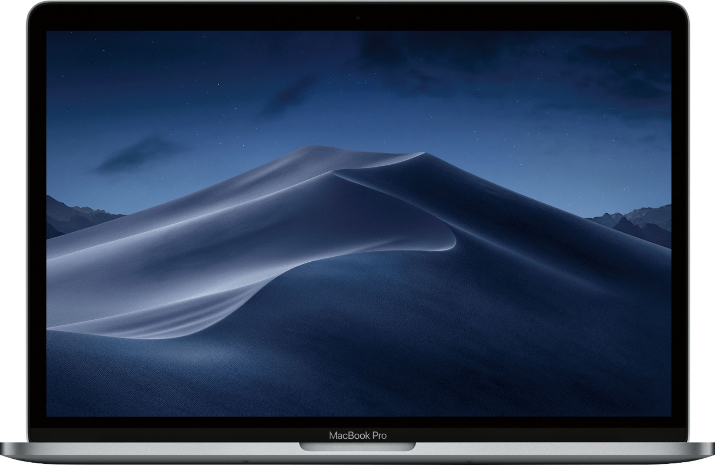 "Front Zoom. Apple - MacBook Pro 15.4"" Display with Touch Bar - Intel Core i9 - 32GB Memory - AMD Radeon Pro Vega 20 - 1TB SSD - Space Gray."