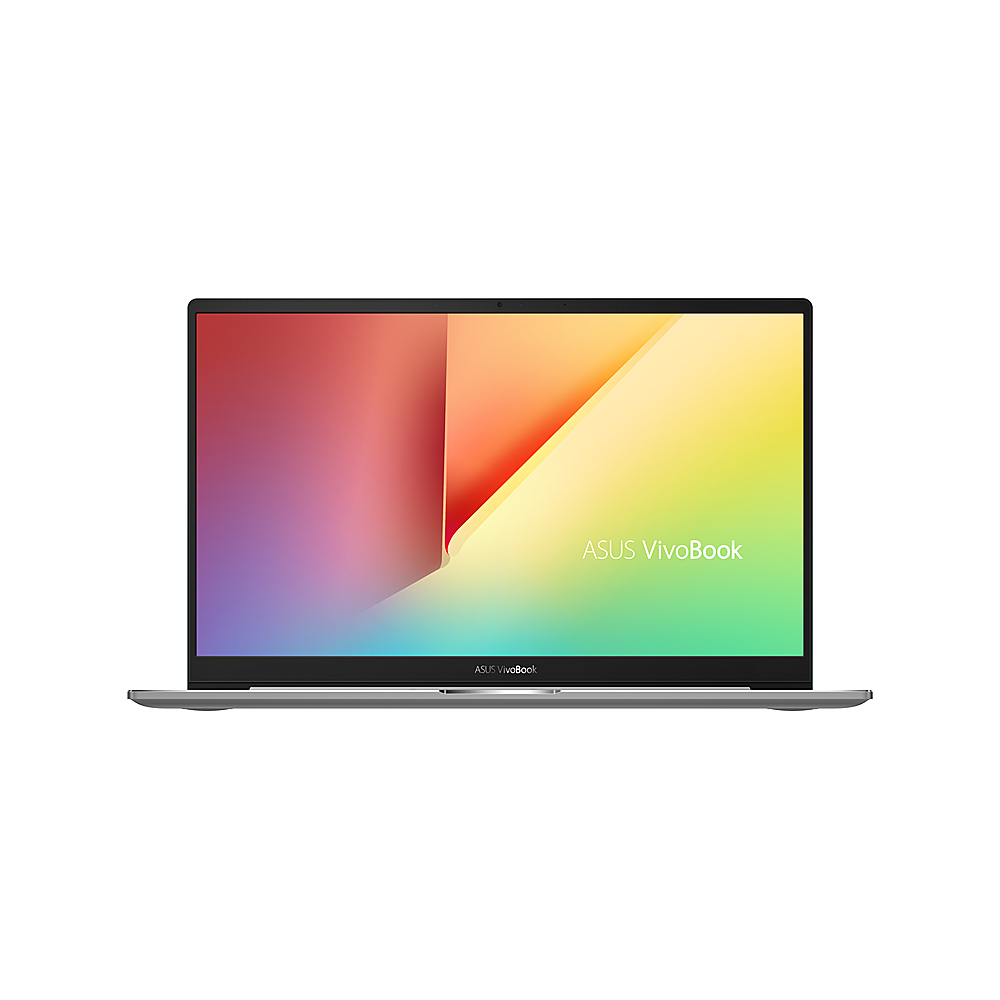 """Front Zoom. Asus - VivoBook S13 S333JADS51WH 13.3"""" Notebook -  Intel i5-1035G1 Quad-core - 8GB 512GB - Dreamy White Metal - Dreamy White Metal."""