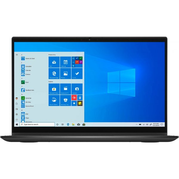 "Front Zoom. Dell - Inspiron 13 7000 2-in-1 - 13.3"" 4K Ultra HD Touch-Screen Laptop - Intel Core i7 - 16GB Memory - 512GB SSD + 32GB Optane - black."
