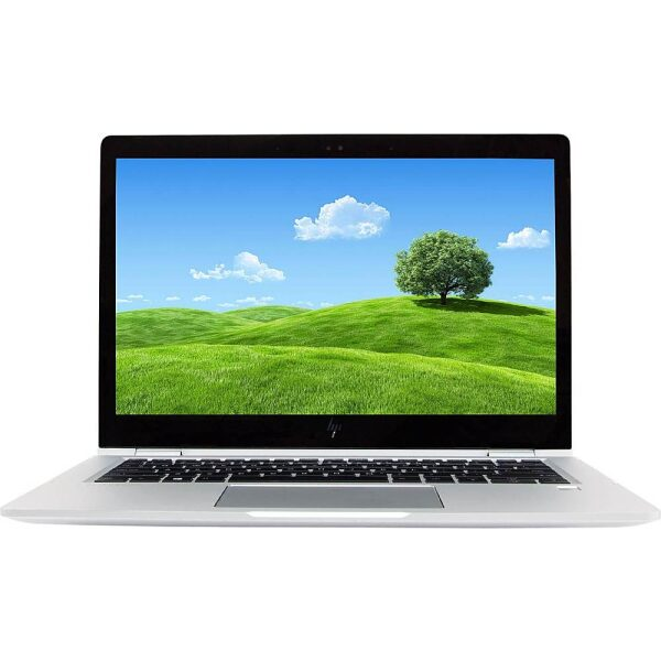 """Front Zoom. HP - Refurbished EliteBook x360 1030 G2 13.3"""" Touch-Screen Laptop - Intel Core i7 - 8GB Memory - 512GB Solid State Drive."""