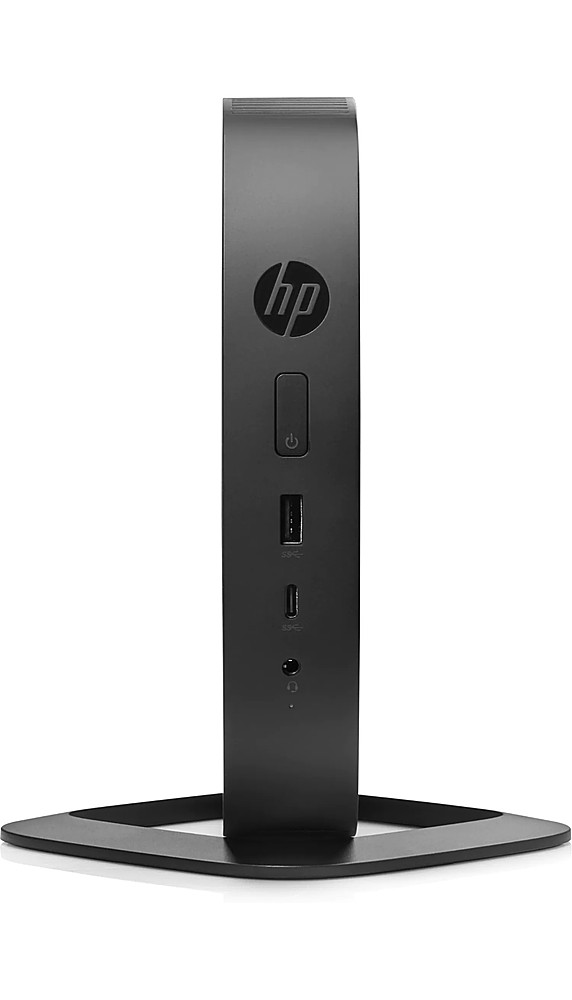 Front Zoom. HP -T530 TC SMART ZERO CORE - AMD GX-215JC Dual-Core APU - 4GB Memory - 8GB Flash Storage -.