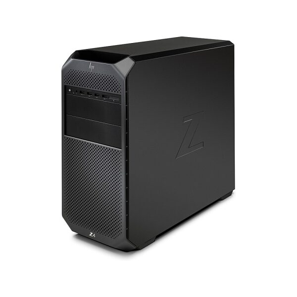 Front Zoom. HP Z4 G4 Workstation - 16 GB Memory - 512 GB SSD.