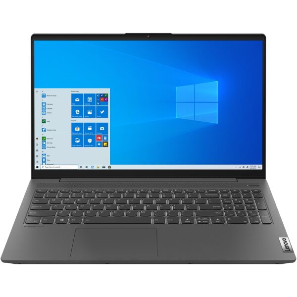 "Front Zoom. Lenovo - IdeaPad 5 15IIL05 15.6"" Laptop - Intel Core i7 - 8GB Memory - 512GB SSD - Platinum Gray."