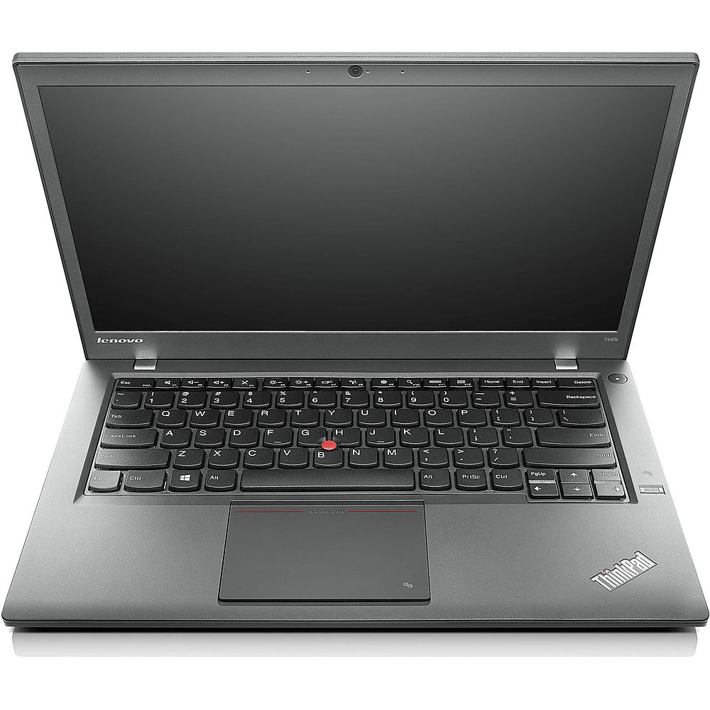 Front Zoom. Lenovo - Thinkpad T440S Refurbished Laptop - Intel Core I5 - 8GB Memory - 128GB Solid State Drive - Black.