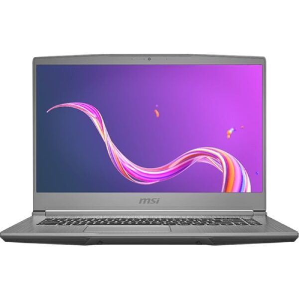 "MSI - Creator 15M 15.6"" Gaming Laptop - Intel Core i7 - 16GB Memory - NVIDIA GeForce RTX 2060 - 1TB SSD - Silver"
