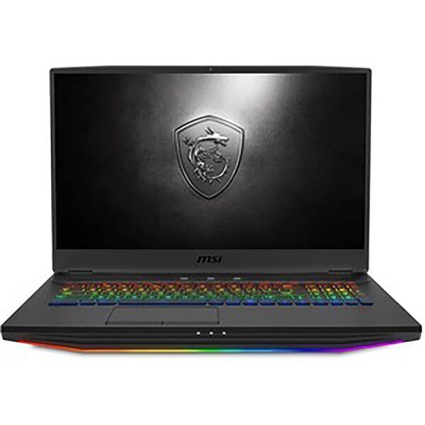 Front Zoom. MSI - GT76055 Titan DT 10SGS-055 Gaming Notebook.