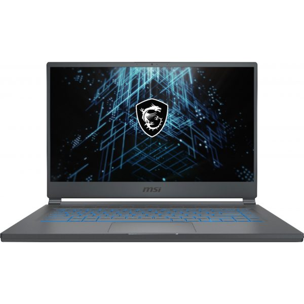 "MSI - Stealth 15m 15.6"" Gaming Laptop - Intel Core i7 - 16GB Memory - NVIDIA GeForce RTX 2060 Max Q - 1TB Solid State Drive - Carbon Gray"