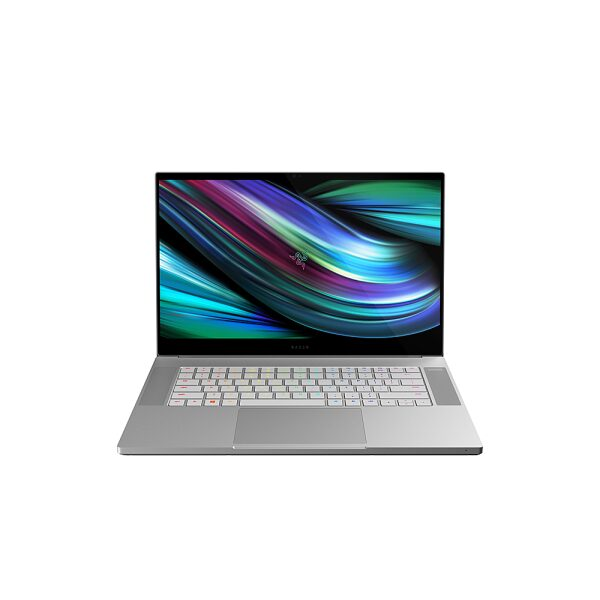 "Front Zoom. Razer - Blade 15.6"" 4K UHD Touch-Screen Laptop - Intel Core i7 - 32GB Memory - NVIDIA Quadro RTX 5000 Studio Edition - 1TB SSD - Mercury."