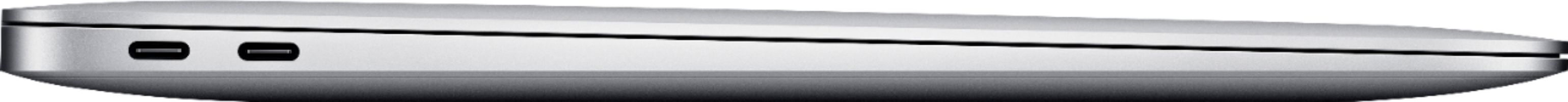 """Alt View Zoom 14. Apple - MacBook Air 13.3"""" Laptop with Touch ID - Intel Core i3 - 8GB Memory - 256GB Solid State Drive - Silver."""