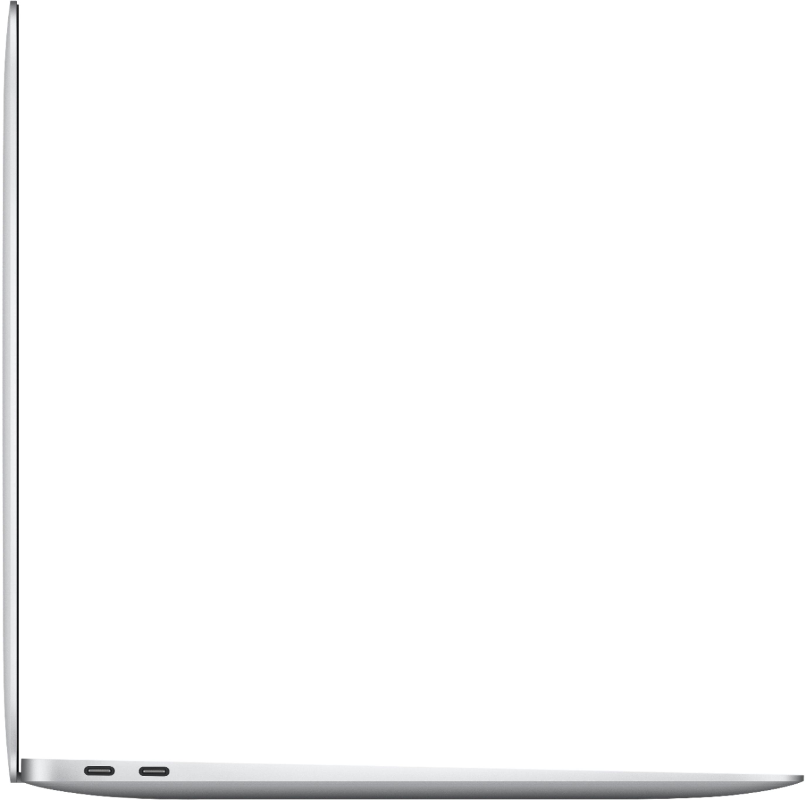 """Alt View Zoom 13. MacBook Air 13.3"""" Laptop - Apple M1 chip - 8GB Memory - 256GB SSD (Latest Model) - Silver."""