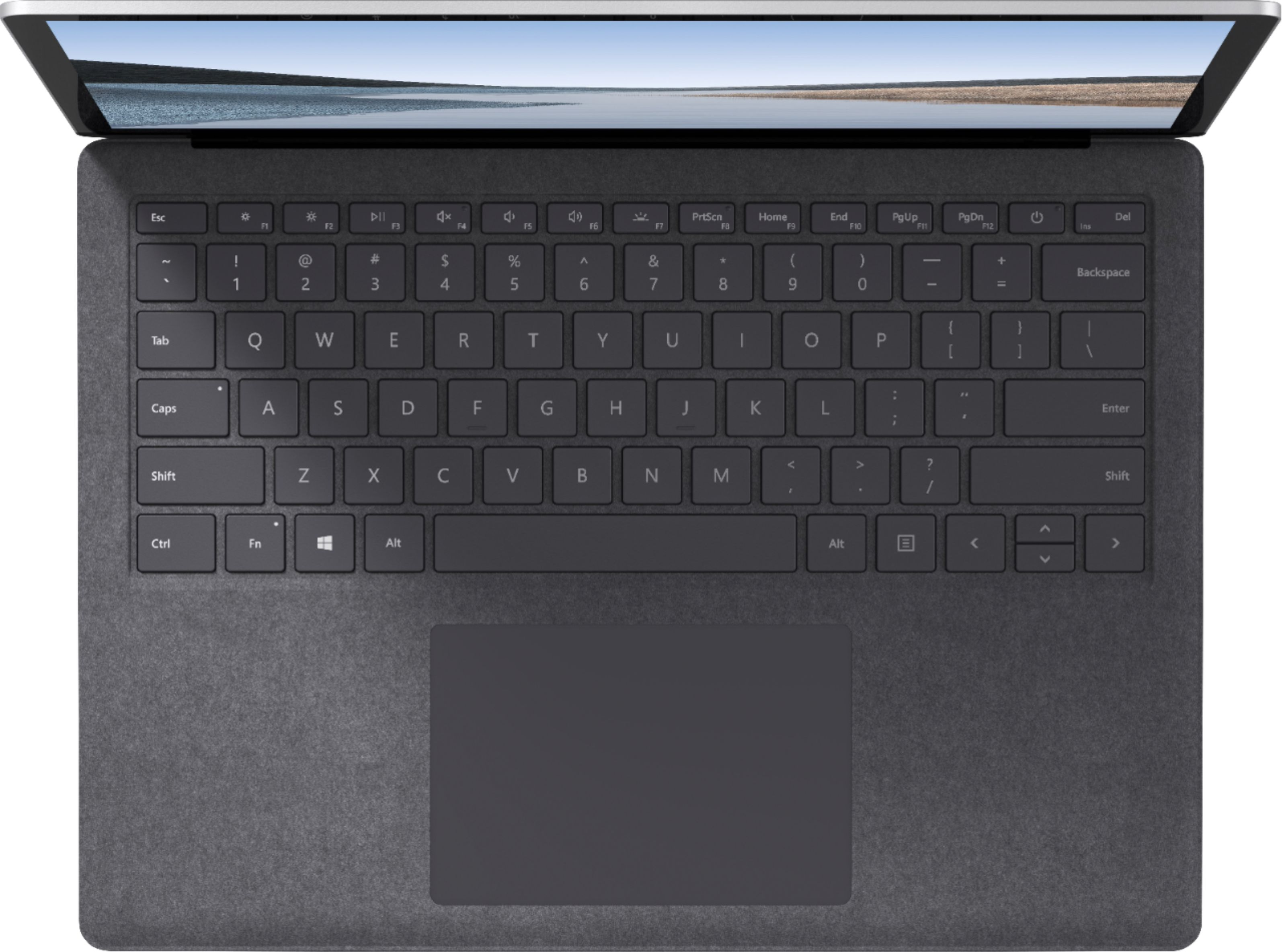 """Alt View Zoom 12. Microsoft - Surface Laptop 3 - 13.5"""" Touch-Screen - Intel Core i5 - 8GB Memory - 256GB Solid State Drive (Latest Model) - Platinum."""