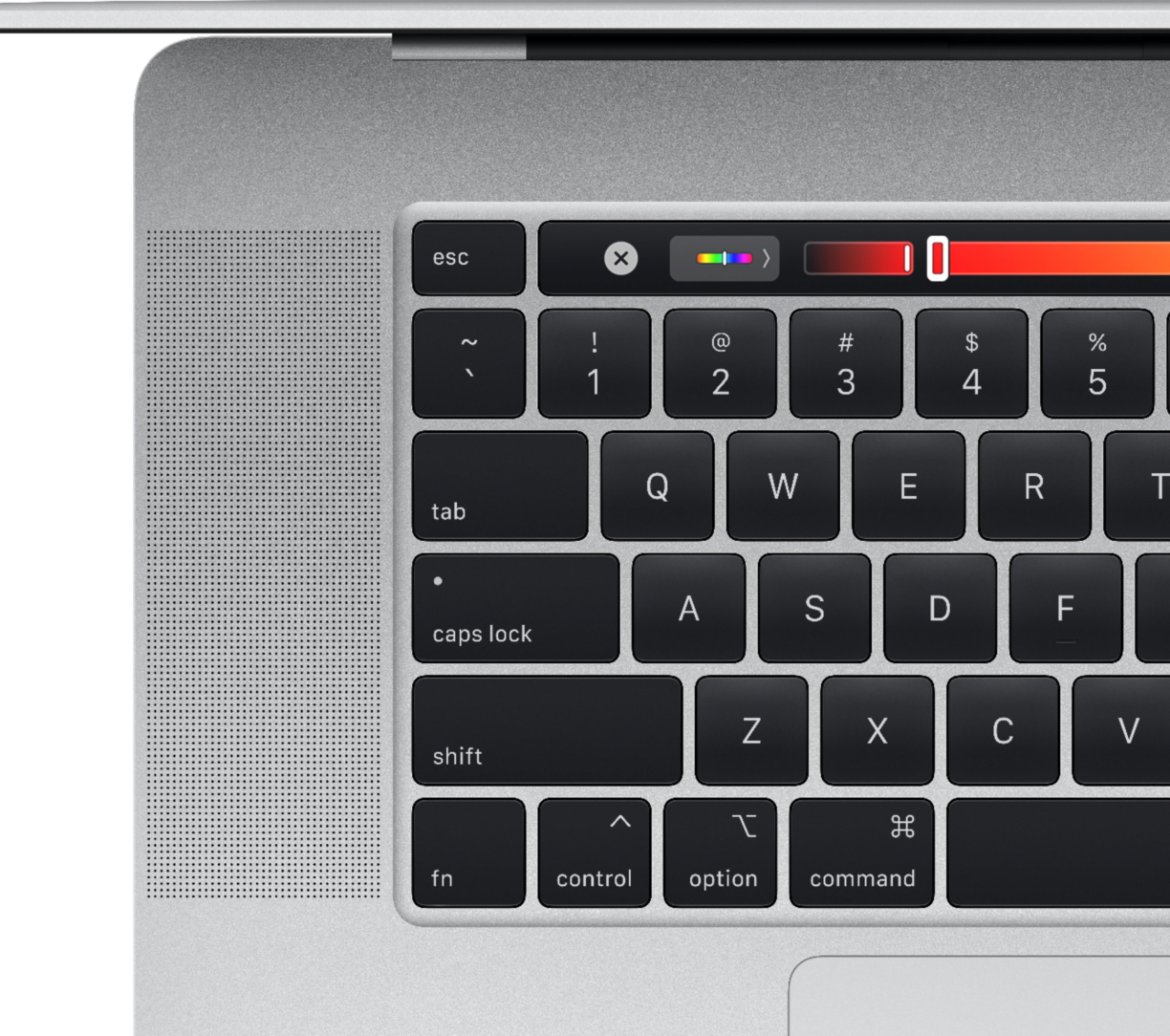 """Alt View Zoom 12. Apple - MacBook Pro - 16"""" Display with Touch Bar - Intel Core i7 - 16GB Memory - AMD Radeon Pro 5300M - 512GB SSD (Latest Model) - Silver."""