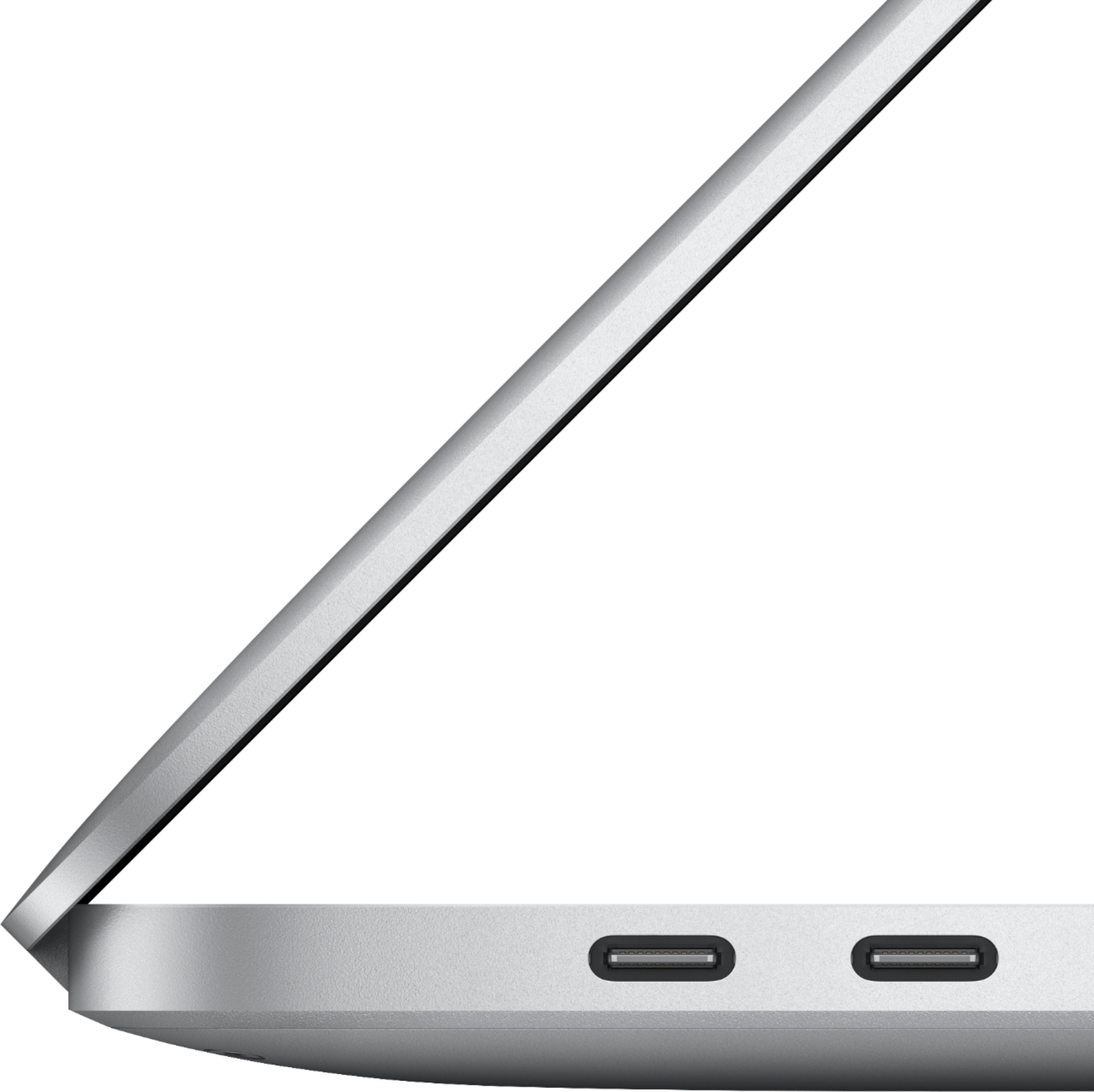 """Alt View Zoom 14. Apple - MacBook Pro - 16"""" Display with Touch Bar - Intel Core i7 - 16GB Memory - AMD Radeon Pro 5300M - 512GB SSD (Latest Model) - Silver."""