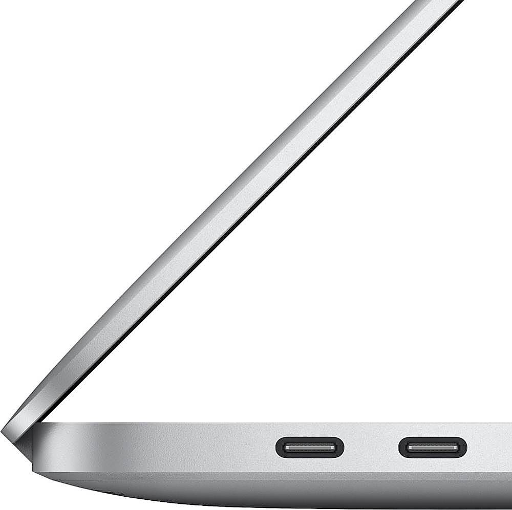 "Alt View Zoom 14. Apple - MacBook Pro 16"" Display with Touch Bar - Intel Core i7 - 64GB Memory - 2TB SSD - Silver."