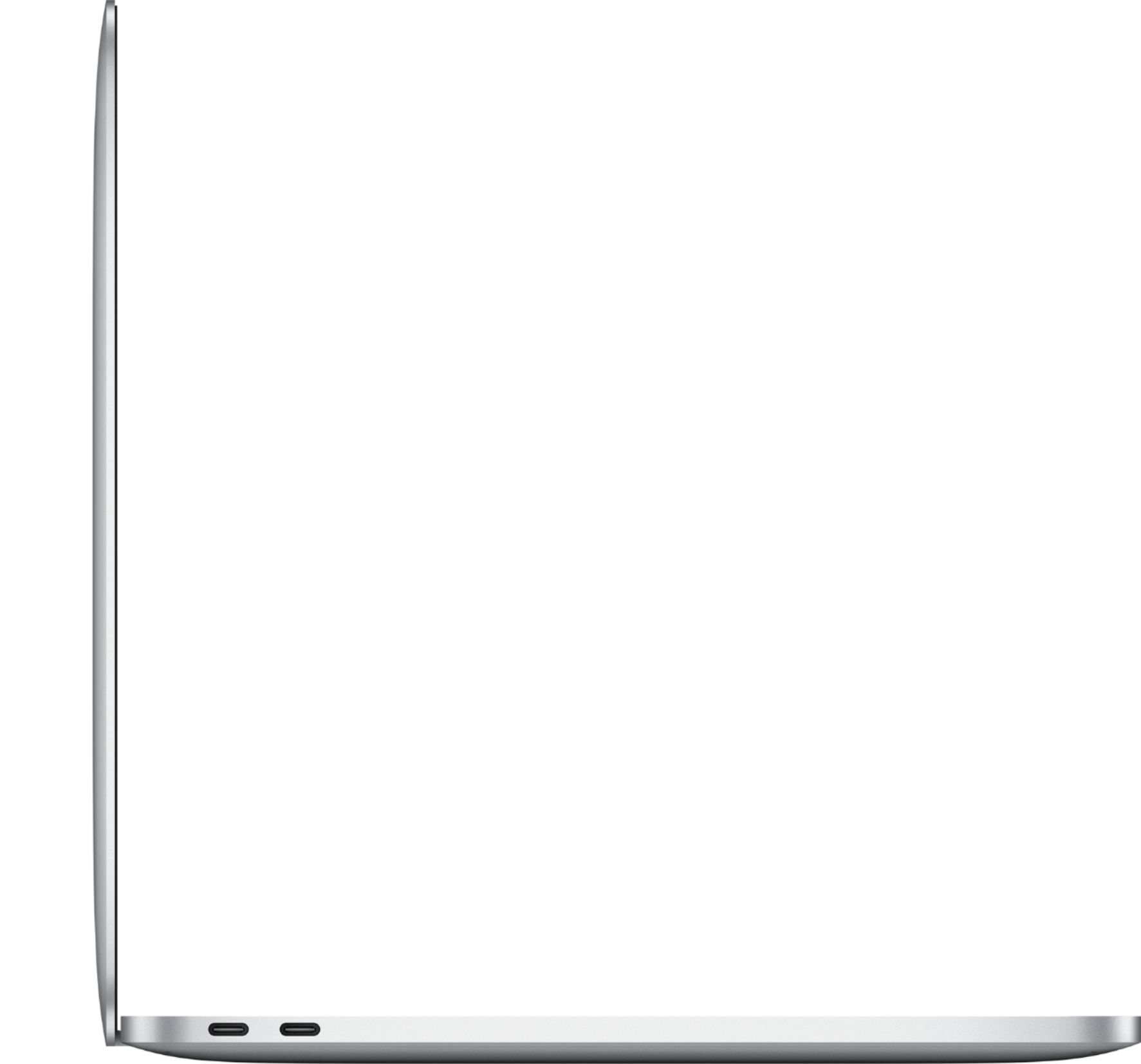 """Alt View Zoom 10. Apple - MacBook Pro 13.3"""" Laptop - Intel Core i7 - 8GB Memory - 1TB Solid State Drive - Silver."""
