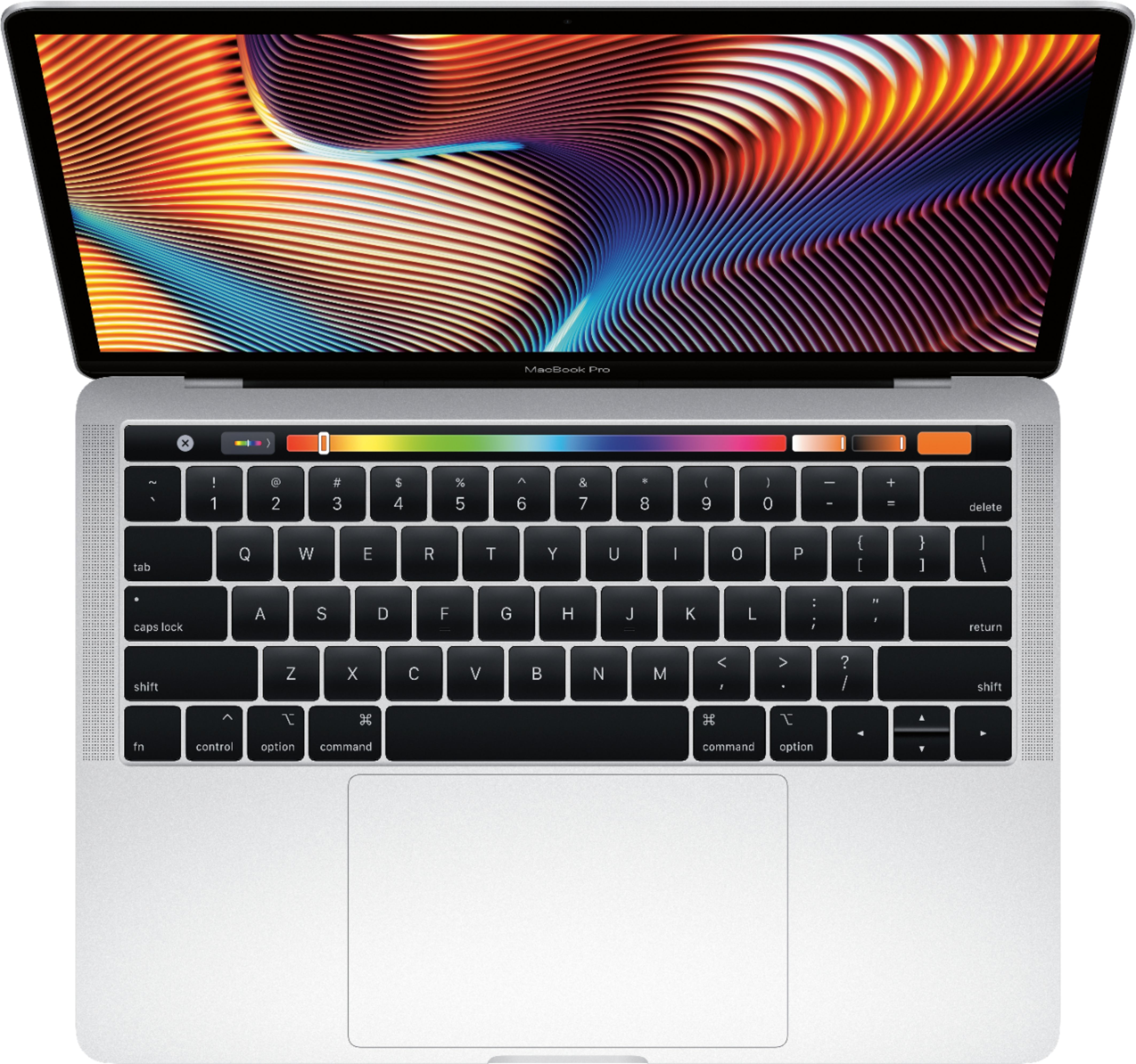 """Alt View Zoom 11. Apple - MacBook Pro 13.3"""" Laptop - Intel Core i7 - 8GB Memory - 1TB Solid State Drive - Silver."""