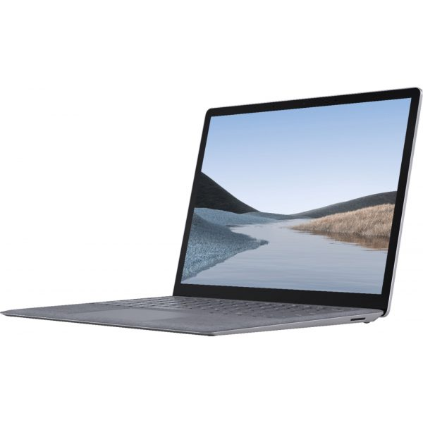 """Microsoft - Surface Laptop 3 - 13.5"""" Touch-Screen - Intel Core i7 - 16GB Memory - 512GB Solid State Drive (Latest Model) - Platinum"""