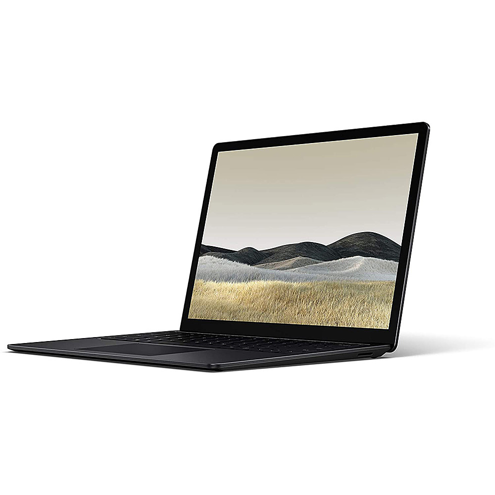 "Angle Zoom. Microsoft - Surface - 13.5""  Refurbished Touch-Screen Laptop 3 - Intel i7-1065G7 - 16GB Memory - 256GB SSD."