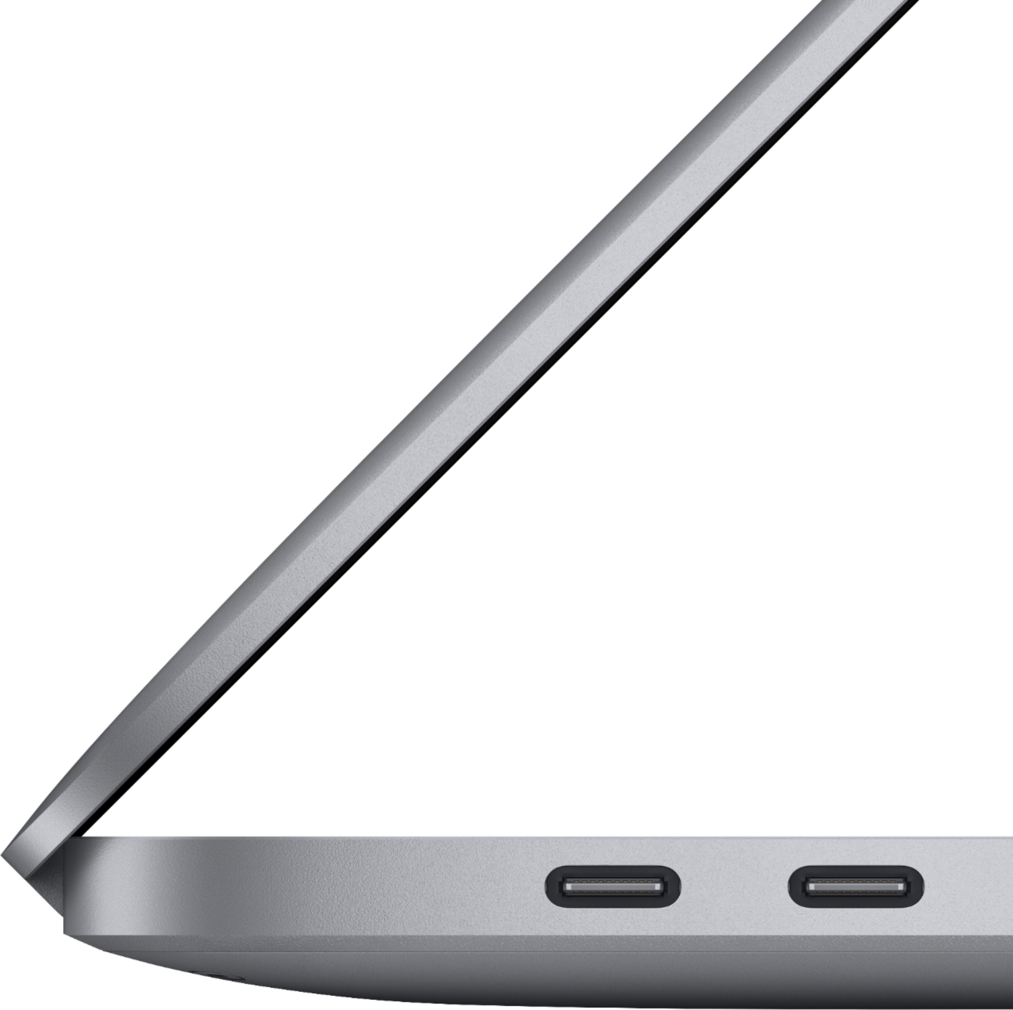 "Alt View Zoom 14. Apple - Geek Squad Certified Refurbished MacBook Pro 16"" - Intel Core i7 - 16GB Memory - AMD Radeon Pro 5300M - 512GB SSD - Space Gray."