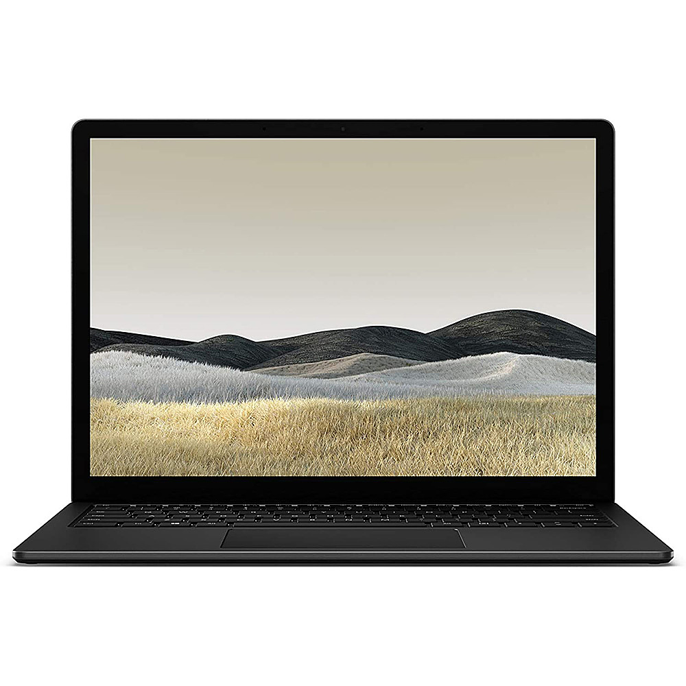 "Front Zoom. Microsoft - Surface - 13.5""  Refurbished Touch-Screen Laptop 3 - Intel i7-1065G7 - 16GB Memory - 256GB SSD."